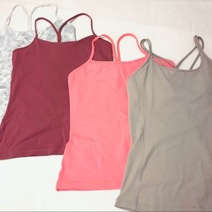Bundle of Lulu Tank Tops